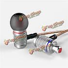 KZ EDR2 металла тяжелый бас в наушники вкладыши Clear звук музыки для наушников с микрофоном, фото 6