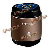 Morul h1 Mini портативный сенсорный экран NFC Стерео Bluetooth  беспроводной динамик
