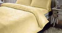 Постельное белье Tac жаккард - Karois золото евро