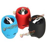 Беспроводная технология Bluetooth 3.0 FM Micro-SD громкой Super-бас стерео динамики