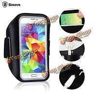 Baseus универсальный спортивный работает повязку телефона чехол для телефона под 5.1-дюймов