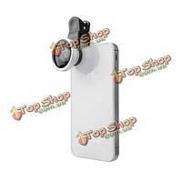 0.4X Super широкоугольный рыбий EYE клип внешний объектив камеры для мобильного телефона