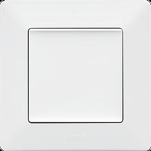 Рамка 1 пост. Белый, Legrand Valena Life 754007