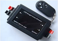 Диммер для светодиодной ленты 8А (пульт-брелок)