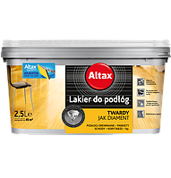 Altax лак для пола 2,5 л (Твердый как алмаз)