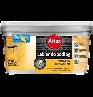 Лак для пола Altax с аппликатором 2,5 л