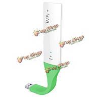 Усилитель беспроводного сигнала USB 2.4G Hz 150Mbps сигнал сети Wi-Fi маршрутизатор