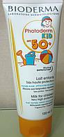 Bioderma photoderm kid spf 50+ 100ml lait solaire enfants солнцезащитное молочко для детей