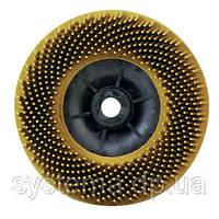 Торцевые щетки Scotch-Brite™ BD-ZB, P 80, 115 мм, желтый, 07581
