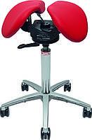 Salli SwingFit Эргономичный стул седло c ортопедическим эффектом (кожа), фото 1