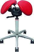 Salli SwingFit Эргономичный стул седло c ортопедическим эффектом (кожа)