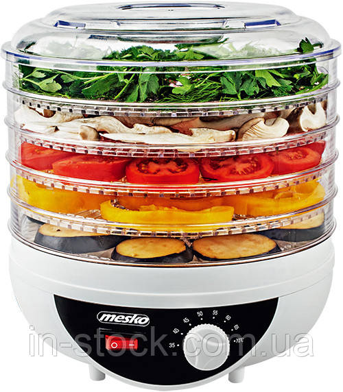 Сушка для овощей и фруктов Mesko MS 6656