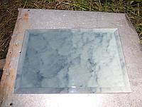Плитка зеркальная зеленая, бронза, графит 150*150мм фацет 10мм, фото 1