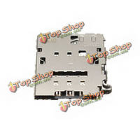 SIM Card Reader Tray Slot Holder Repair Part для Samsung Galaxy S6 G920А G920T G920В