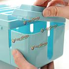Шоколад форма цвет разветвитель питания расположение коробки ящик для хранения кабеля, фото 4