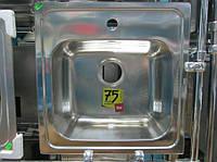 Мойка кухонная Teka Eline 1C  врезная из нержавеющей стали