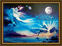 Картина Парад планет 200х240мм