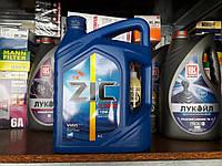 Полусинтетическое моторное масло ZIC X5000 Diesel 10w40 (6 литров) Сертификат