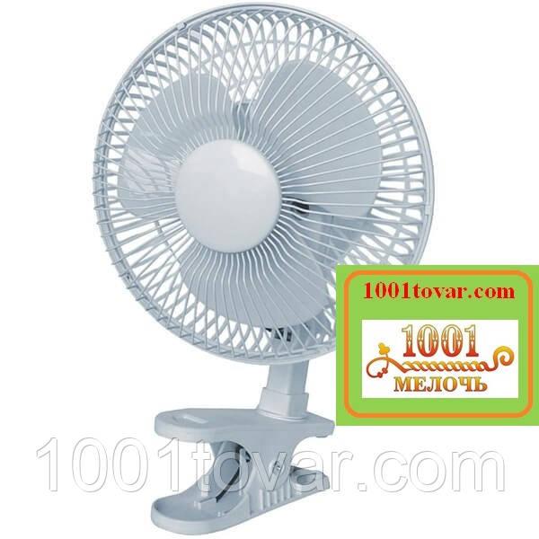 Настольный вентилятор Maestro MR-910 (клипса/настенный)