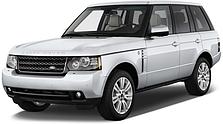 Защита заднего бампера на Land Rover Range Rover Vogue (2002-2012)
