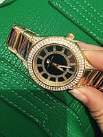 Часы кварцевые Tommy Hilfiger Gold на металическом браслете