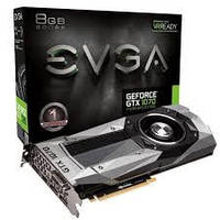 Видеокарта EVGA GeForce GTX 1070 FOUNDERS EDITION (08G-P4-6170-KR)
