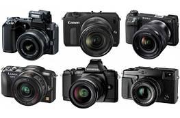 Екшн-камери, фотоапарати, дрони