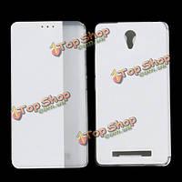 Yikadeng боковое стекло умный вид Flip кожа чехол для Xiaomi Redmi Note 2