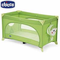Кровать-манеж Chicco Easy Sleep Green, фото 1