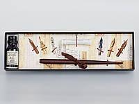 Набір для каліграфії письмовий La Kaligrafica (6 пір'я) 751