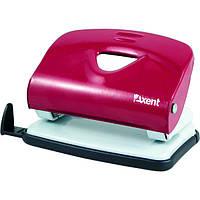 Дырокол Axent Exakt-2 металлический, 20 листов, красный 3920-06-A