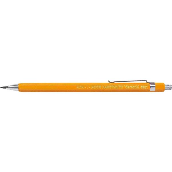 Карандаш цанговый Koh-i-Noor Versatil 2 мм металлический корпус 5201
