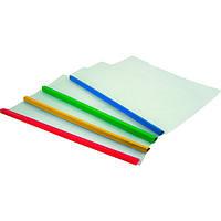 Папка-скоросшиватель с планкой Economix, 6мм 2-35 листов E31204