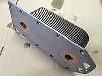 Теплообменник двигателя к автокранам XCMG QY40K, QY50K, QY70K Cummins QSL8.9 / QSL9