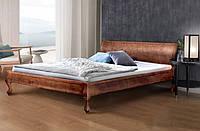 Кровать двуспальная Николь массив сосна