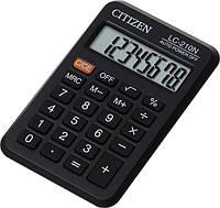 Калькулятор Citizen карманный LC-210