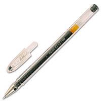 Ручка гелевая Pilot G-1 0,5 мм, черная