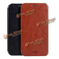 Случая искусственная кожа стенд Flip чехол для Huawei Honor 3-кратным g750
