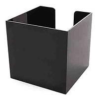 Куб для бумаги 9*9*9 см, черный E36210-01