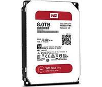НЖМД WD 3.5 SATA 3.0 8TB 7200rpm 128MB Red Pro