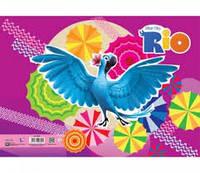 Коврик для творчества Rio