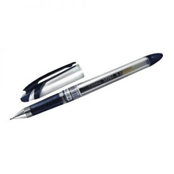 Ручка гелевая Optima Office, черная