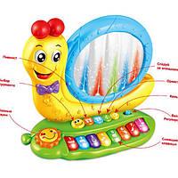 "Интерактивная обучающая игрушка ""Чудо улитка"" 7698"