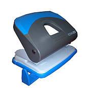 Діркопробивач Economix 20 аркушів, пластиковий Е40128
