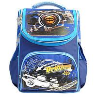 Ранец для мальчика Olli Drifting