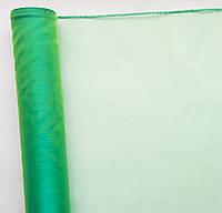 Органза зеленая 36х10ярдов