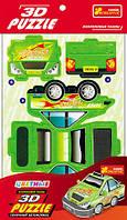 3-D пазлы Гоночный автомобиль
