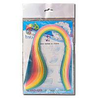 Набор бумаги для квиллинга, пастельные цвета, 180 полосок