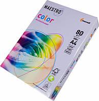 Бумага цветная Maestro A4 Lavender LA12