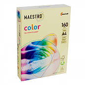 Бумага А4 Maestro Color ZG34